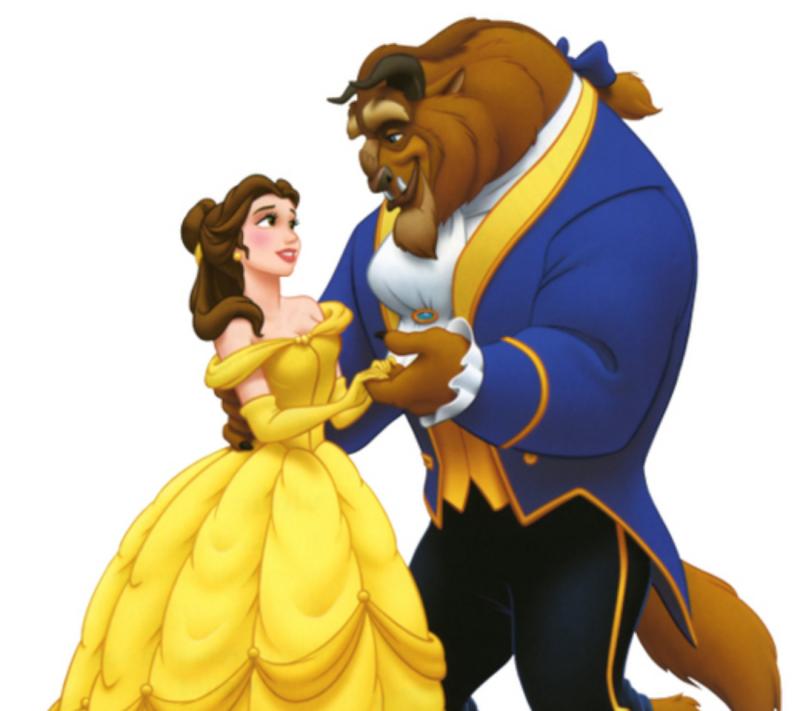 ディズニー映画の名作『美女と野獣』