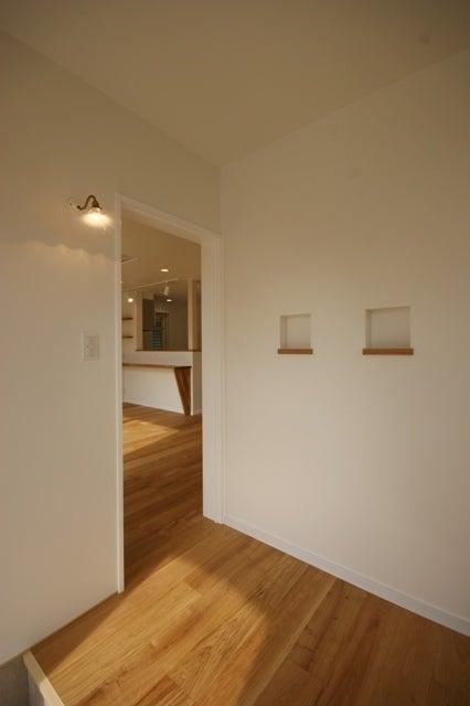 徳島県で家を建てるならサーロジック-オークの床