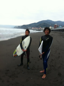 Kusma's Surf Diary-w ryota