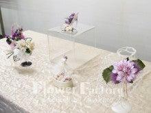 花資材専門店FlowerFactoryのブログ-アレンジ見本