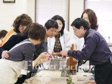 花資材専門店FlowerFactoryのブログ-神保先生+皆様UP