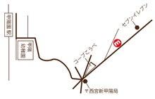 $marble marble(マーブル マーブル)-上ヶ原店舗地図