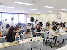 花資材専門店FlowerFactoryのブログ-講習会全体