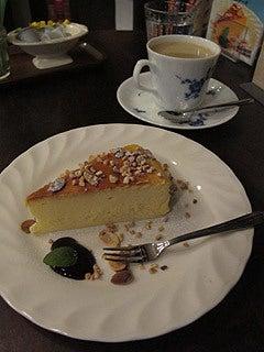 晴れのち曇り時々Ameブロ-ベイクドチーズケーキ