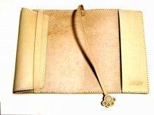 OXIO-CRAFT(オキクラ)の「革雑貨」製作日記-ブックカバー