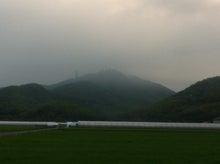 岡山県の電波塔・金甲山です。