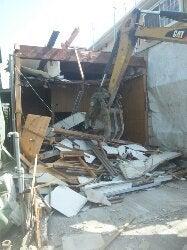 久留米の便利屋さん「キガキク」-家屋の解体1