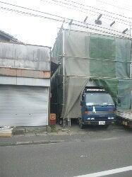 久留米の便利屋さん「キガキク」-家屋の解体2