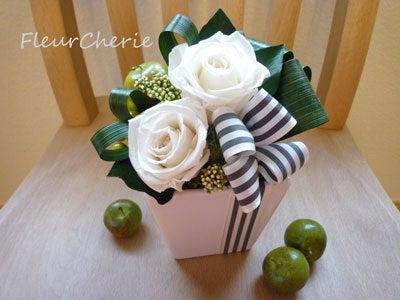$世田谷・深沢のプリザーブドフラワー教室                                          Fleur Cherie(フルールシェリー)