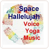 voice yoga Space Hallelujah FBページ イイネ!!お願いします!