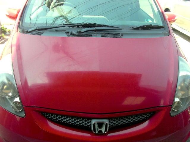 京都の女職人が書く車のブログ☆★-赤 塗装