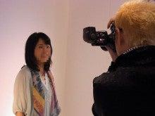 神戸のカラーリスト スタイリスト  トータル素敵プロデューサー☆みつこのブログ-撮影風景