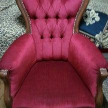 アンティークな椅子 …