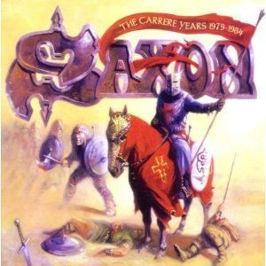 SNOW BLIND WORLD-「Carrere Years 1979-1984」SAXON