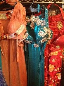ベリーダンス衣装オーダー・洋服オーダーのCRIMSON-ベリーダンス衣装 お直し