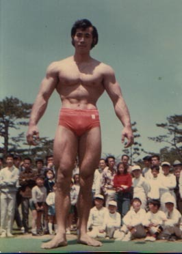 昭和43年頃の吉村太一氏