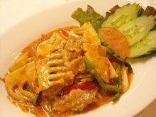 タイ料理店 ドゥワンディー -パッペッムーノーマイ