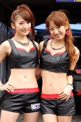 FUMAのブログ阿川麻美さん(2012スーパーGTレースクイーン#39)コメント