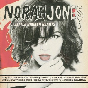 SNOW BLIND WORLD-Norah Jones