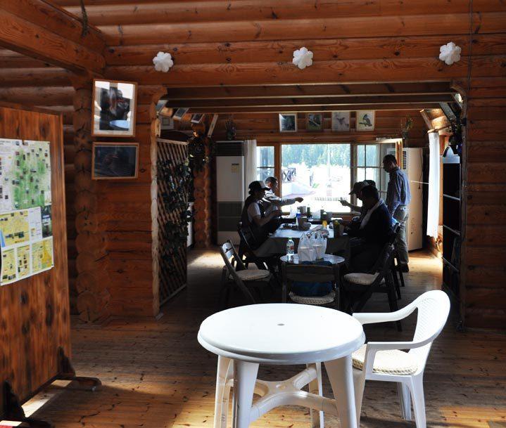 $白神山地ツアーの白神なびスタッフブログ-2012年5月1日の十二湖1