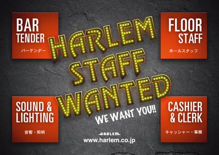 $HARLEM STAFF BLOG-staffwanted3