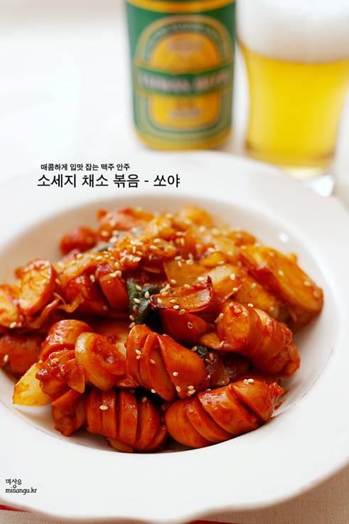 スンデ|韓国料理レシピ|新大久保・コリアンタウ …