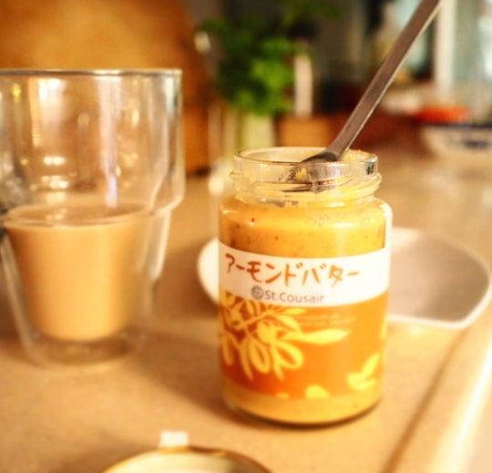 サンクゼール ピーナツバター ブログ