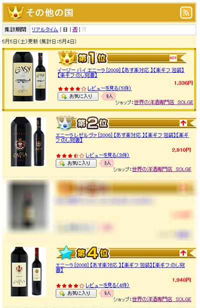 $ワイン・シャンパンSOLGE