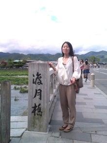 ともちゃんのブログ-渡月橋