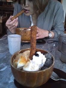 ともちゃんのブログ-豆腐パフェ
