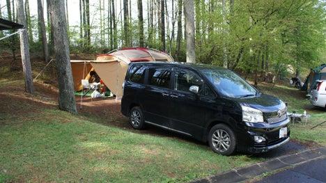 初めてのオートキャンプ!子供と一緒にキャンプに行こう!-キャンピカ明野ふれあいの里3日2
