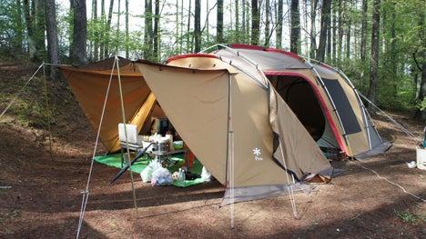 初めてのオートキャンプ!子供と一緒にキャンプに行こう!-キャンピカ明野ふれあいの里3日3