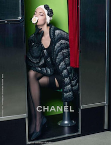 Freja-Chanelfw11ad19