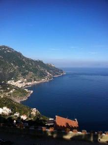 南イタリア アマルフィ海岸 シンプルな贅沢生活