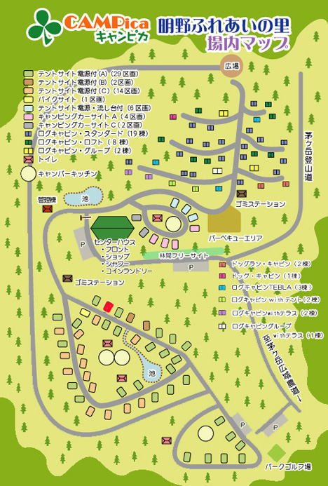 初めてのオートキャンプ!子供と一緒にキャンプに行こう!-jyonai_map