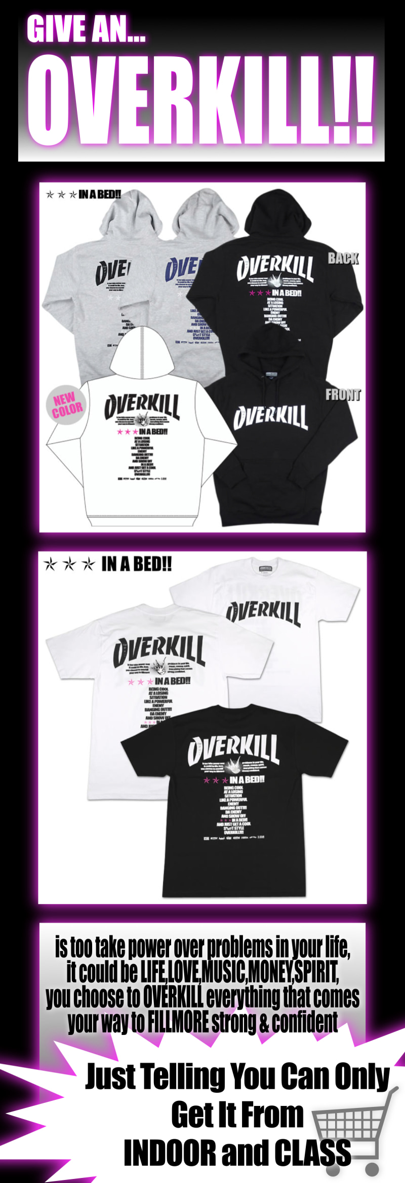 FILLMOREオフィシャルブログ「GIVE AN OVERKILL!!」 Powered by Ameba-OVERKILL!!