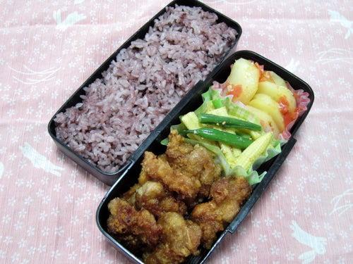 韓国料理研究家・ほんだともみのコリアンワールド-いんげんとベビーコーンのナムル