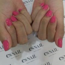 pinkネイル★