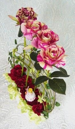 花嫁のブーケ-AR042-3