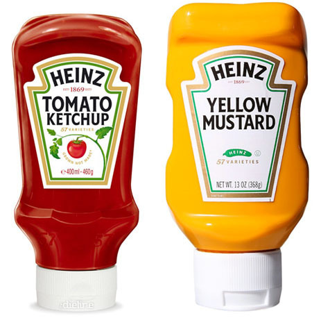 Powered by ameblo for Heinz label template