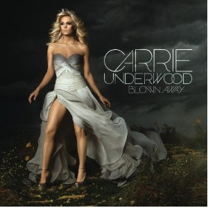 SNOW BLIND WORLD-Carrie Underwood