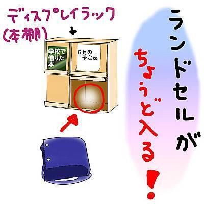 $子供部屋の整理について(2段ベッド・システムベッドデスクなど)-ディスプレイラック