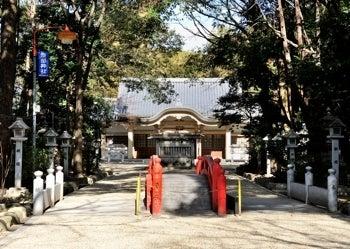 $史跡へ行こう!ブログ-漆部神社