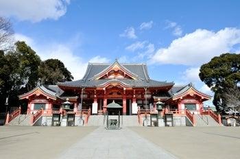 $史跡へ行こう!ブログ-甚目寺本堂