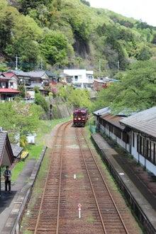 日々 更に駆け引き-渡良瀬渓谷鉄道