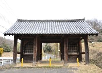 $史跡へ行こう!ブログ-如意寺仁王門