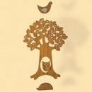 【BMTREE】[Petit Collage プチ・コラージュ]バンブーモビール ツリー~穏やかな森の木々をイ...