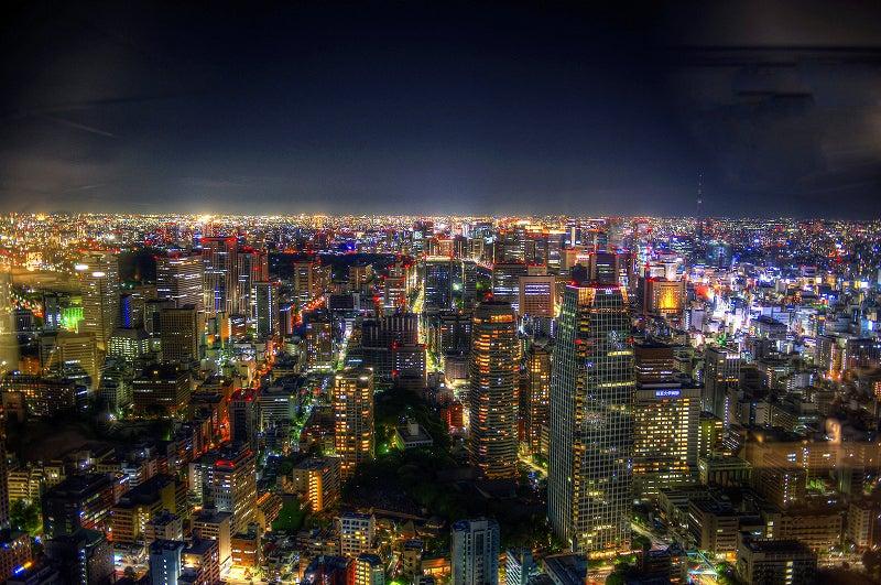さき♪のHDRブログ東京タワーの特別展望台へ・・・コメント