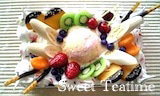 $Sweet Teatime(デコスイーツ&フェルト)