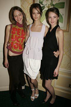 Freja-fw05 Paris Fashion Week Parties